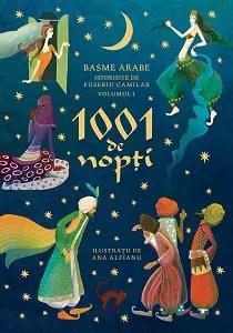 1001 nopti literatura araba
