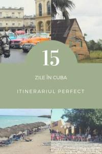 15 zile in Cuba - itinerariul perfect