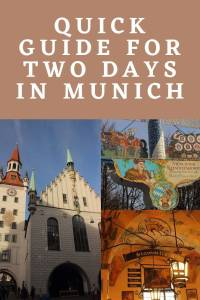 Quick guide for two days in Munich