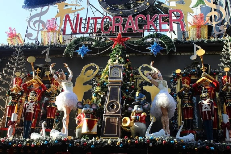 Athens december nutcracker