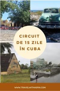 Circuit de 15 zile in Cuba