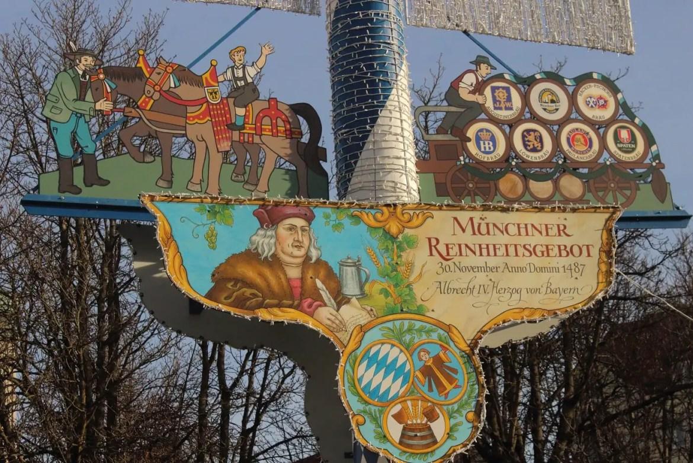 Maypole of Munich