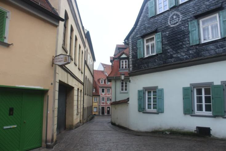 The Old Town of Bamberg