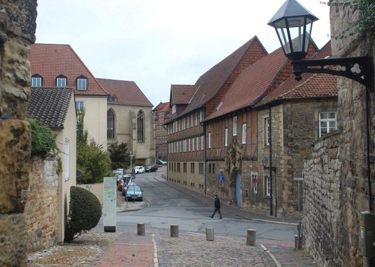 Hildesheim, Germany, Hanovra