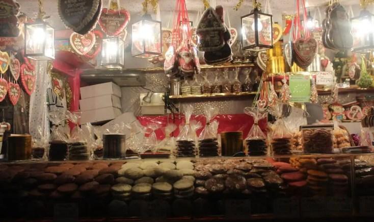 Lebkuchen, traditional sweet, Germany
