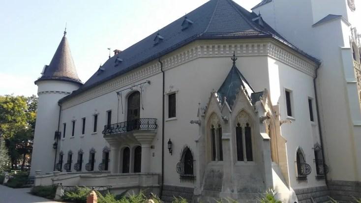 Castelul Karoly din Carei
