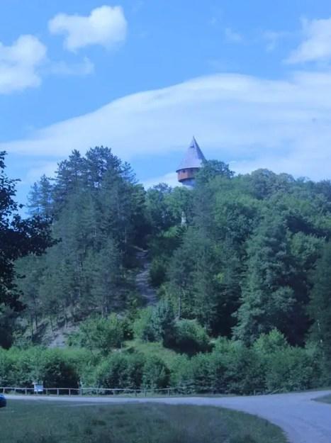 Cetatea Ika, Covasna
