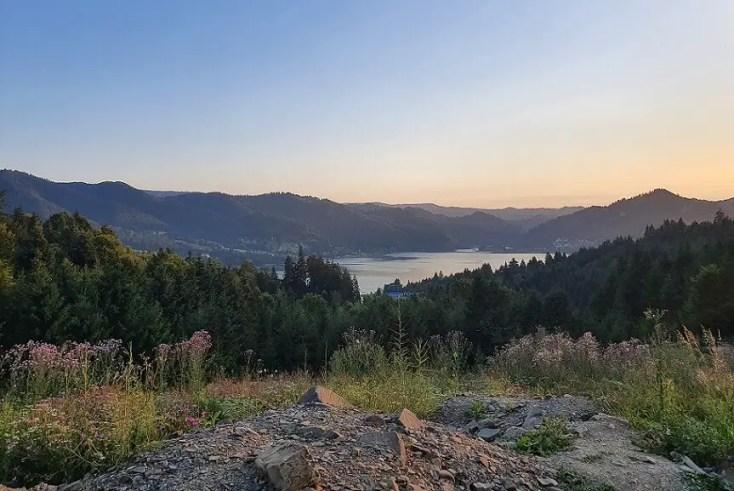 Lacul Coliița din Bistrița-Năsăud