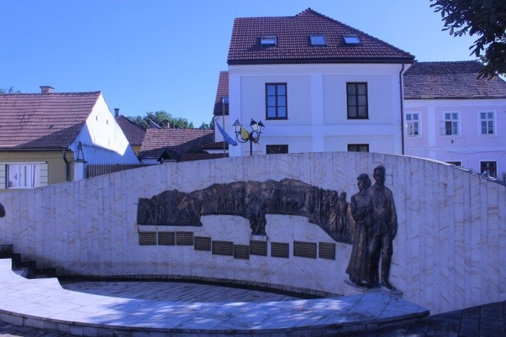 monumentul holocaustului