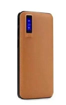 Cadouri pentru iubitorii de caltorii Baterie externa cu 3 usb-uri