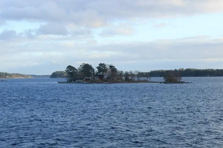 Insule din arhipelagul Stockholmului