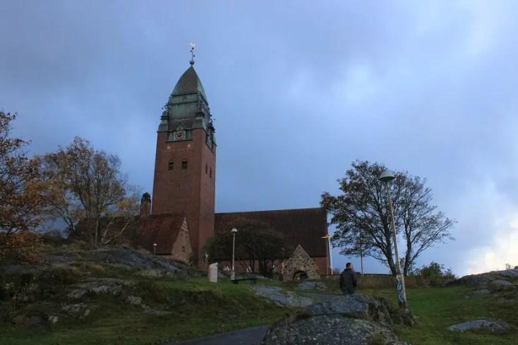 Esterior biserica