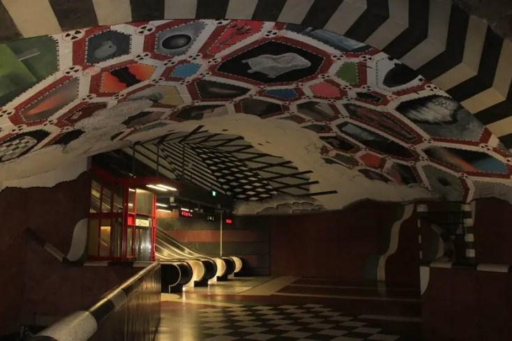 metrou kungstragarden
