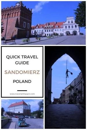 sandomierz poland quick travel guide