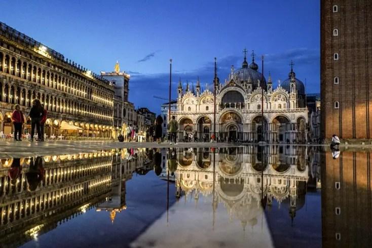 Venice - Best European cities for a spring city break