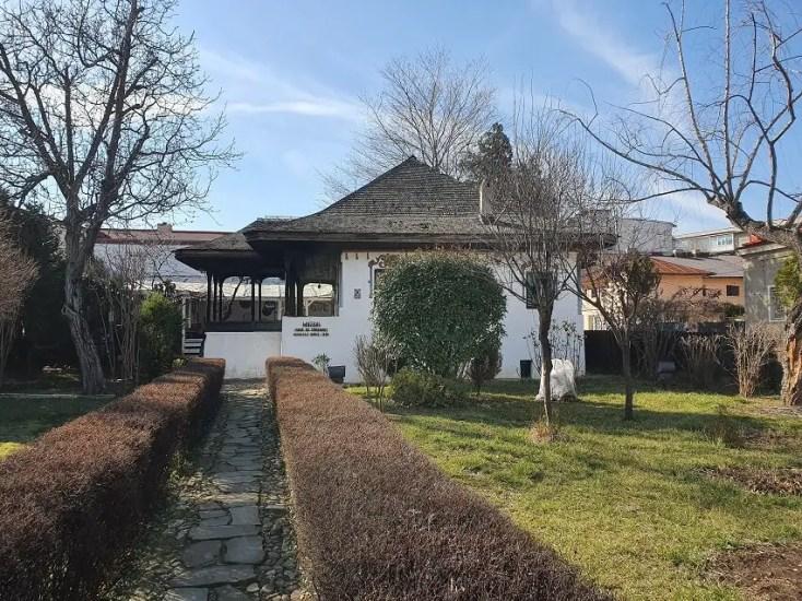 Muzeul Casa de Targovet Hagi Prodan