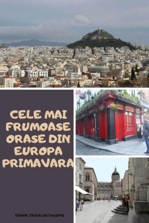 cele mai frumoase orase din europa pentru o vacanta de primavara