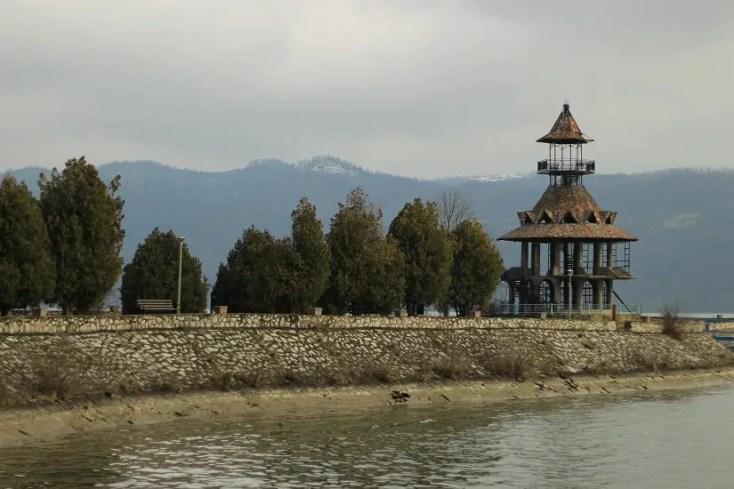Parcul General Ion Dragalina - Orșova