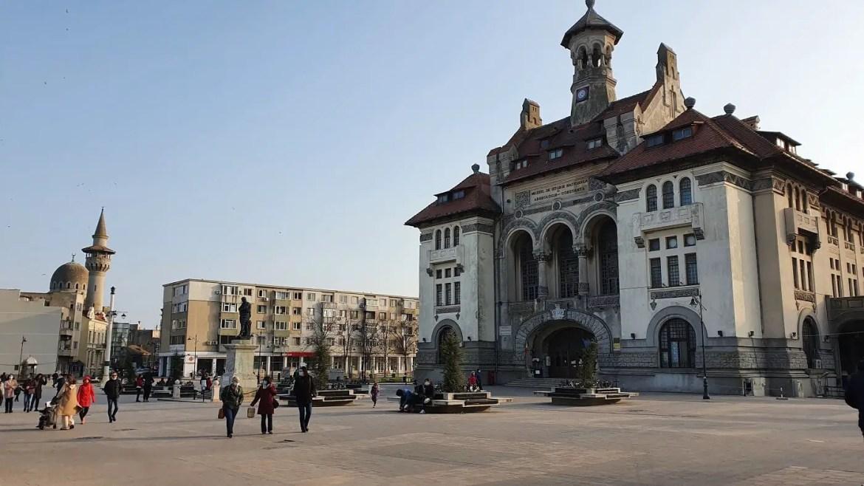 Muzeul de Istorie si Arheologie - muzee Constanta