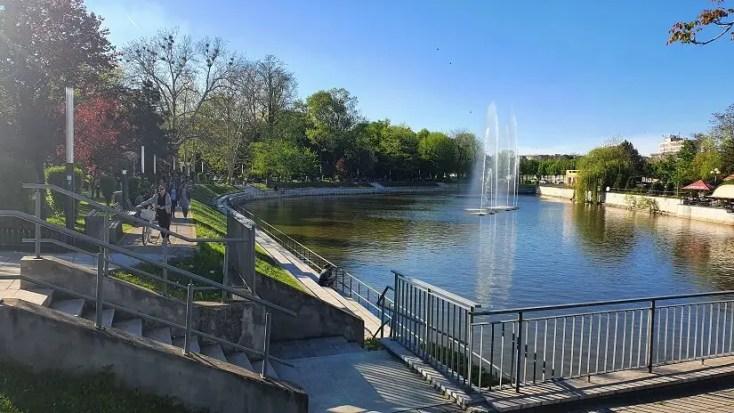 Parcul Padurice, obiective turistice din Arad