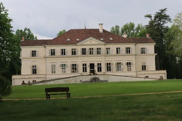 Castelul regal de la Savarsin