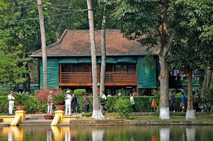 The Stilt House Hanoi, Vietnam