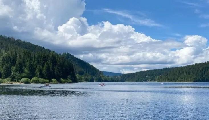 Lacul de acumulare Belis - Cluj