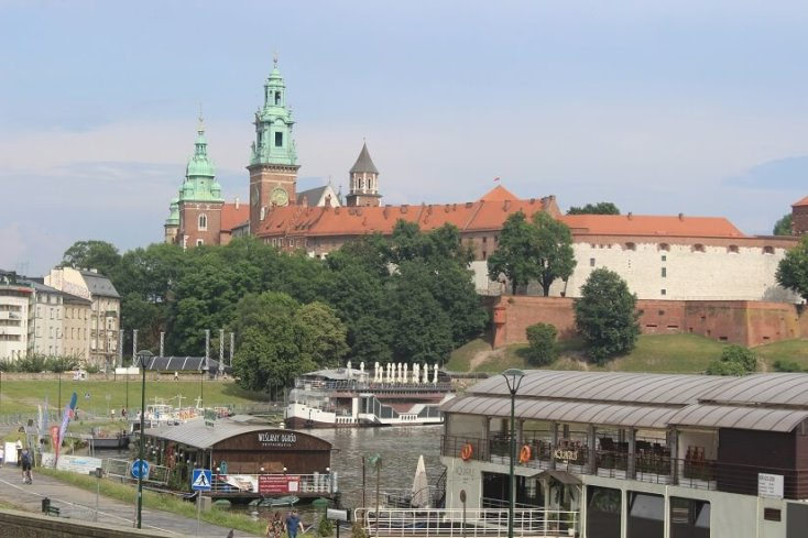 Krakow - best cities to visit in Poland