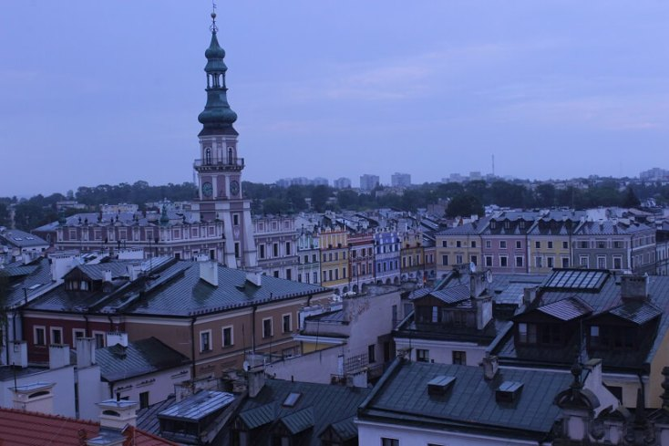 Zamosc - best cities to visit in Poland
