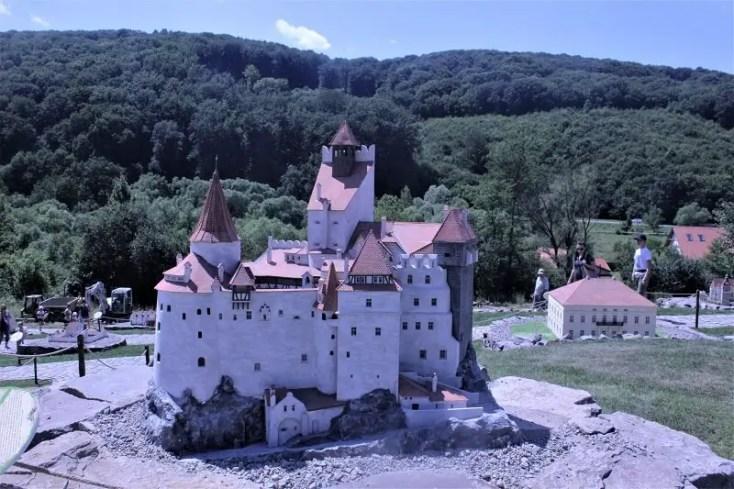 Parcul Mini Transilvania - obiective turistice Odorheiu Secuiesc