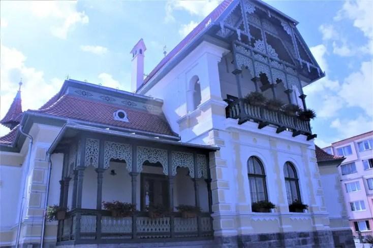 Muzeul Haaz Rezso - obiective turistice Odorheiu Secuiesc