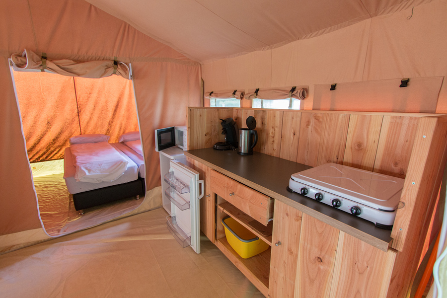 Glamping At Camping Kautenbach Luxembourg