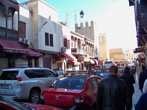Jewish quarter, Fes