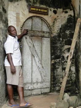 Slaves Door of No Return