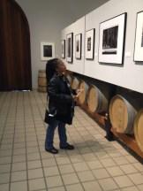 Art on the wine tour