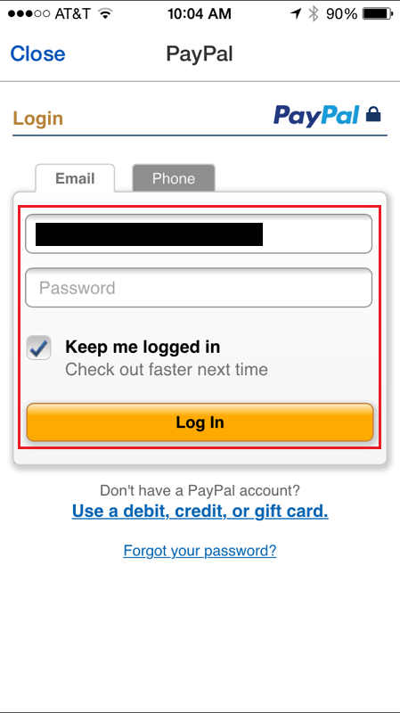 Why Is My American Express Gift Card Not Working On Paypal ...