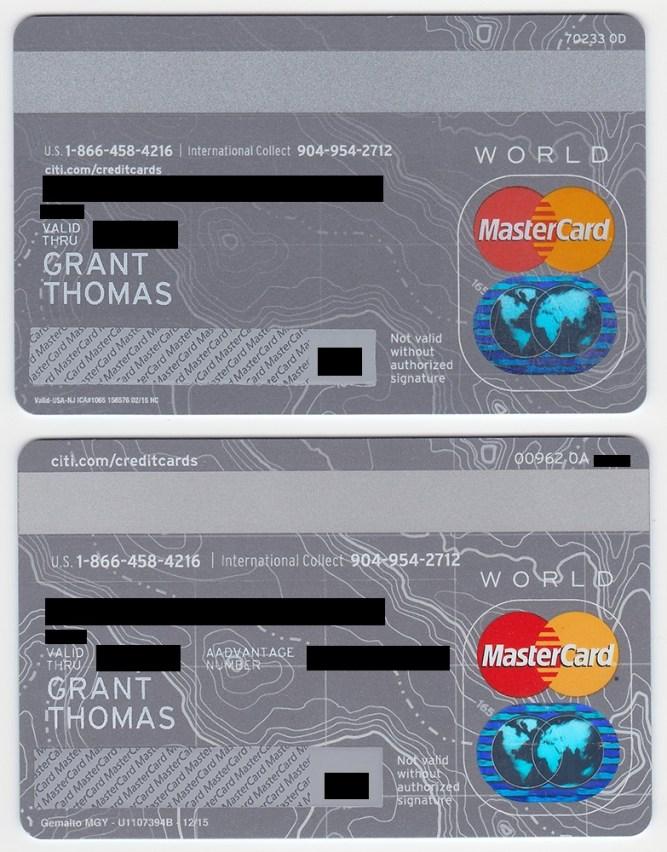 Aadvantage Citi Card Payment Address Applycard Co