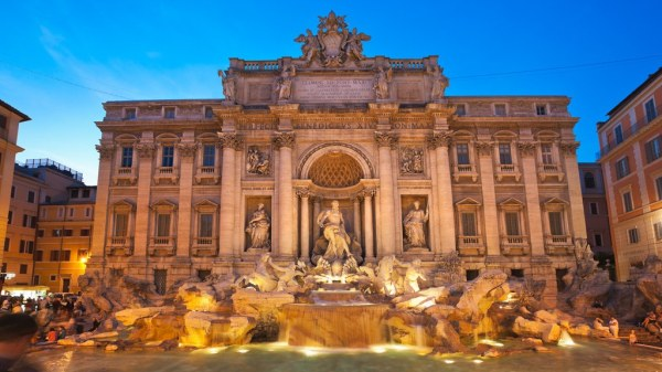 Italian Vacation Part 3: Hotel Mozart in Rome, AquaSalata ...
