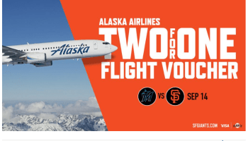 Is The Sf Giants Alaska Airlines 2 For 1 Day A Good Deal