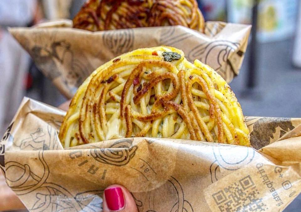 Napoli è street food