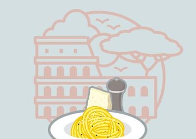 Roma WithGusto – Cibo di rioni e di quartieri