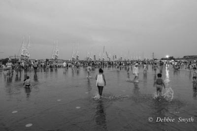 2. Bordeaux lake of water