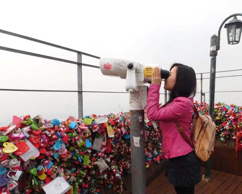 Things to do in N Seoul Tower.JPG