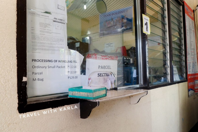 How to Claim Parcel at Dasmarinas Post Office