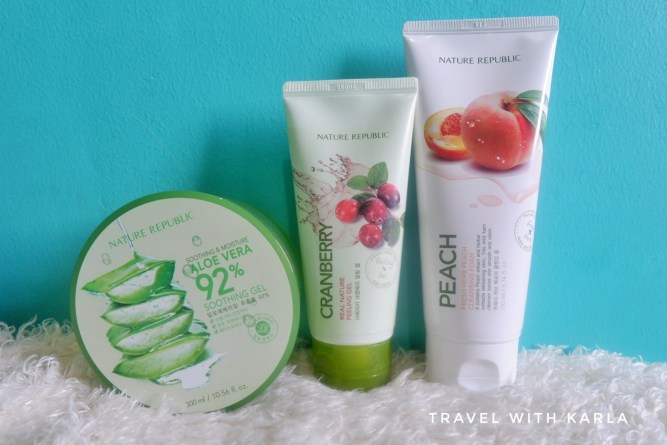 Nature Republic Uptown Mall Grand Opening + Product Reviews! (1)
