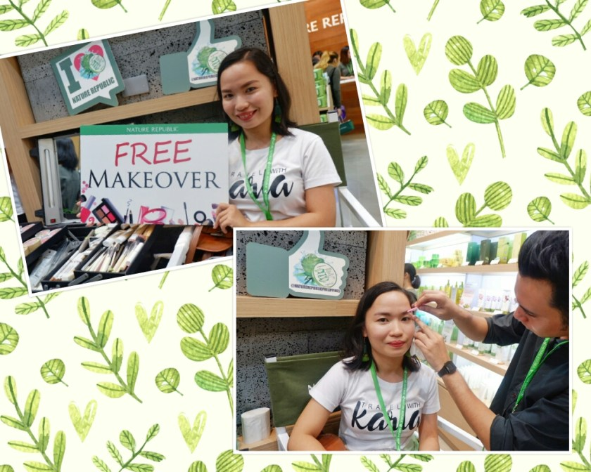 Nature Republic Uptown Mall Grand Opening + Product Reviews! (2)