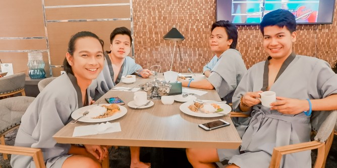 Marina Bay Spa & Lifestyle Club - Travel with Karla