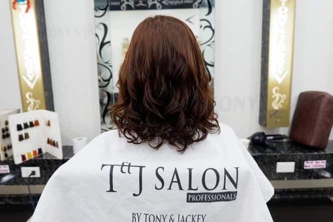 Free Hair Makeover from Tony and Jackey