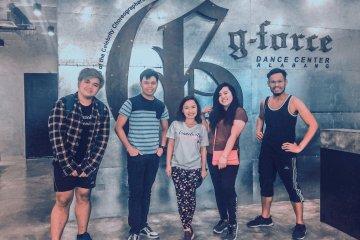 K-Pop Dance Class at G-Force Dance Center Alabang (1)
