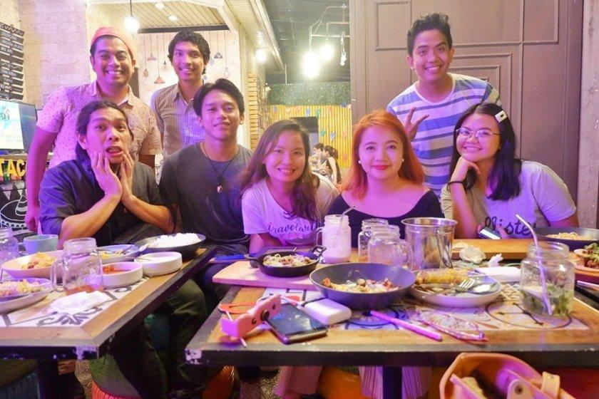 Comida: Fil-Mex Resto Bar in Quezon City